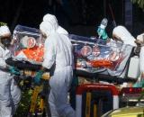 Asistencia con tecnología a afectado del ébola