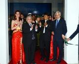 Presidente y Vicepresidente de Bolivia en Fipaz