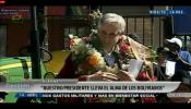 García Linera: Morales lleva a La Haya la esperanza de todos los bolivianos