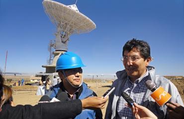 ABE: estudio de mercado para satélite de prospección arrancará en abril