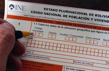 Gobierno: El Censo de Población y Vivienda se realizará el 16 de noviembre  de 2022   Viceministerio de Comunicación - Bolivia